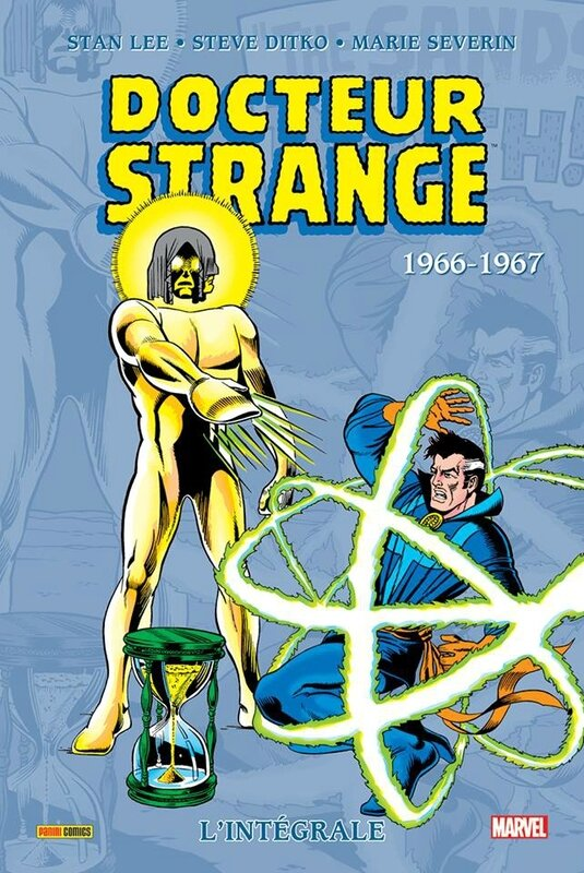 intégrale docteur strange 1966-67