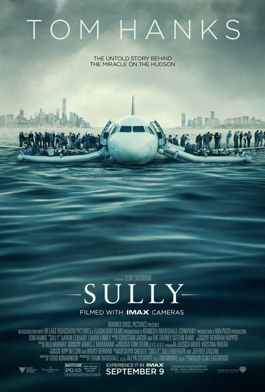 Sully affiche