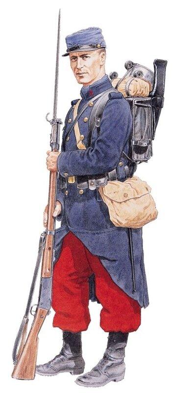 Soldat de 14