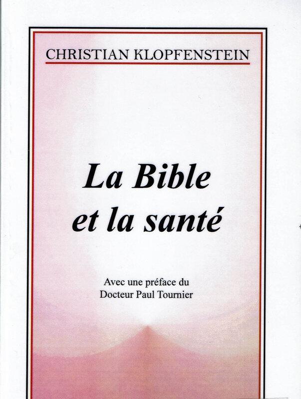 Lcons00037a-La Bible et la Santé-Christian Klopfensttein-1°Couv-CCI_000636