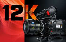 CAMERA BLACK MAGIC 12 K NEWS 2020