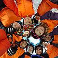 00411) ski oranges