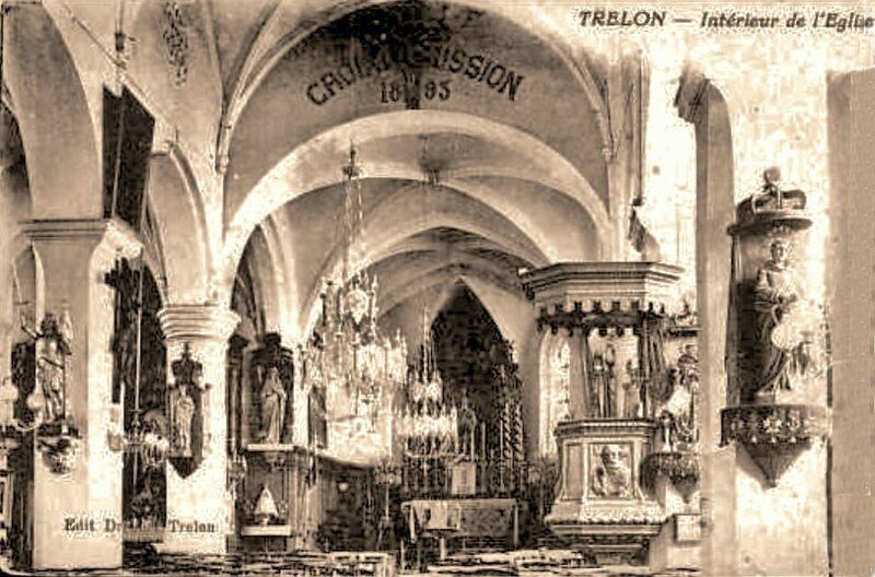 TRELON-Eglise