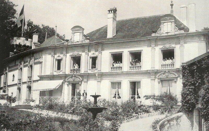 1954 Livre Château de Dully R