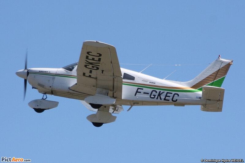 298 F-GKEC Piper PA-28-181 Archer