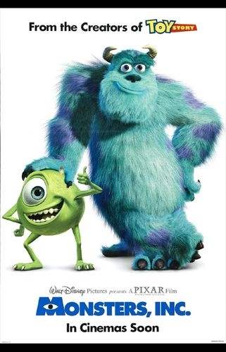 Monsters, Inc. (3 Février 2010)