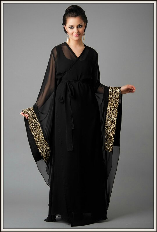gandoura femme marocaine