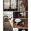 Pages de bd royales