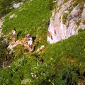 74 via ferrata grand bornand( 08/2010