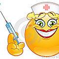 Conséquences d'une intramusculaire indolore au service médical d'entreprise