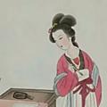 Zu shuzhen / 朱淑真 (1135 – 1180) : touchée par les paroles d'un fermier pendant les chaleurs sèches