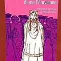 Lettres d'une péruvienne de madame de graffigny : issn 2607-0006