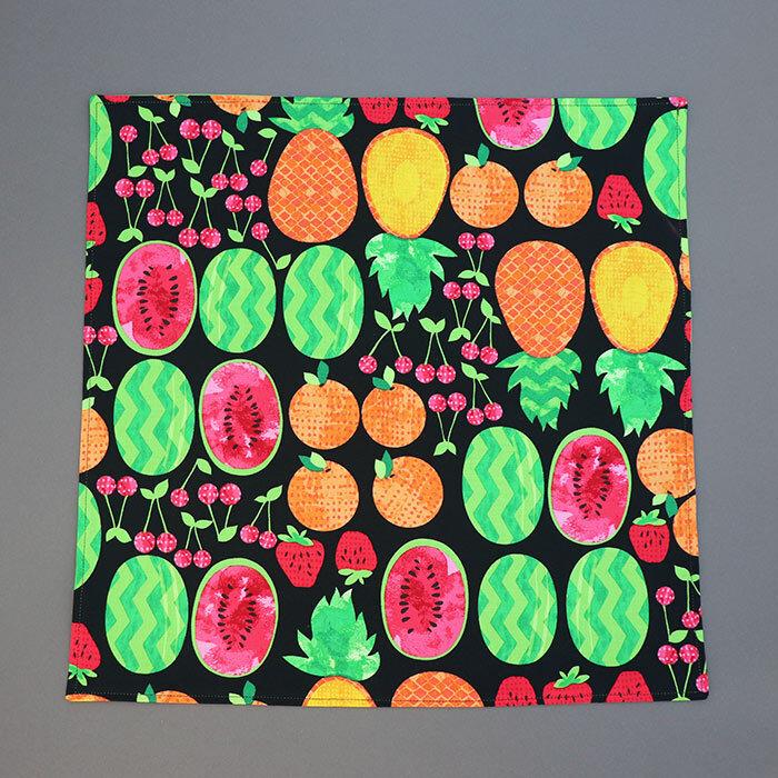 Les serviettes de tables pour enfants Lilooka