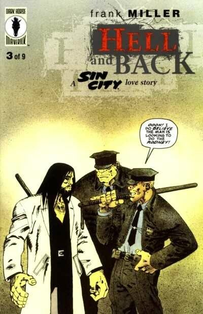 dark horse sin city hell and back 03