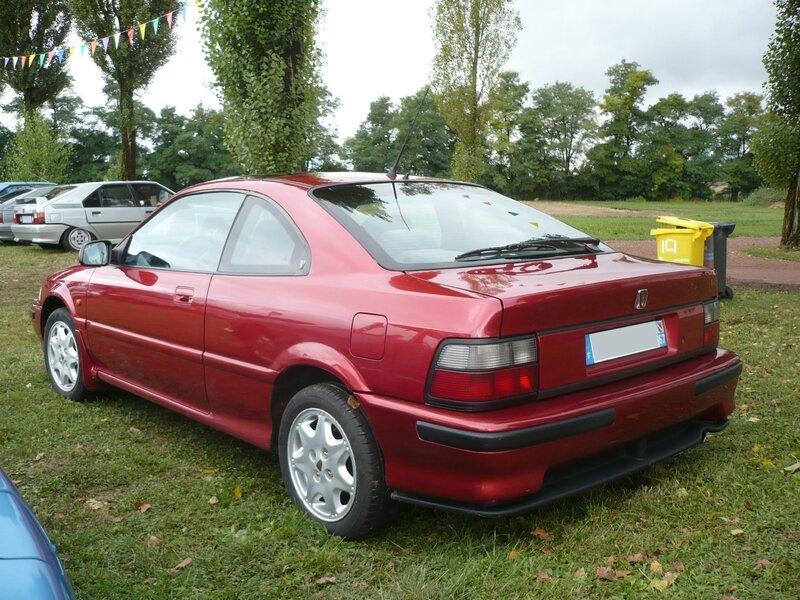 ROVER 216 GSi R8 coupé 1992 Créhange (2)
