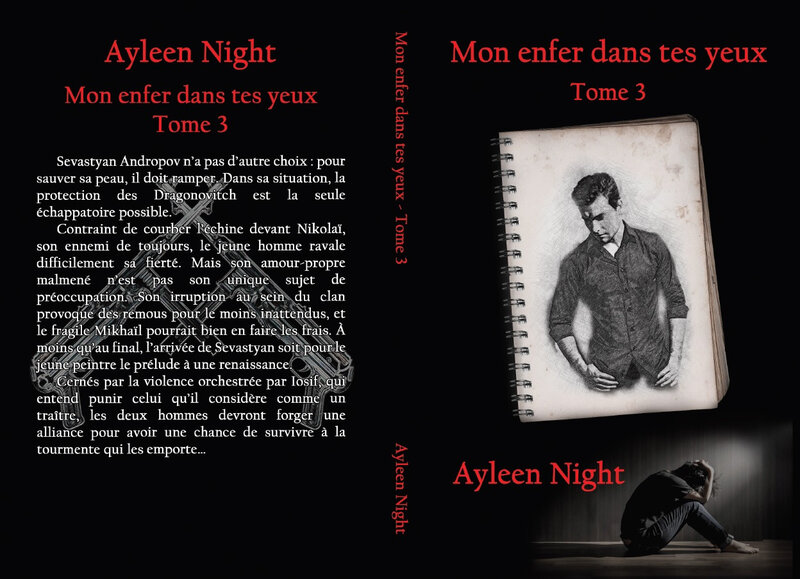 web Mon enfer dans tes yeux tome 3 (Ayleen Night)