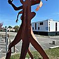 Montbrison 42 2019 sculpteur alexander calder