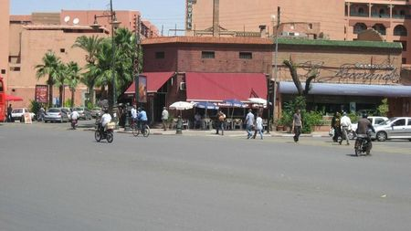 17Marrakech 2011- Les Négociants