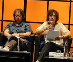 Christine Lairy et Michele Debord