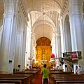 Eglise St Catherine - Old Goa