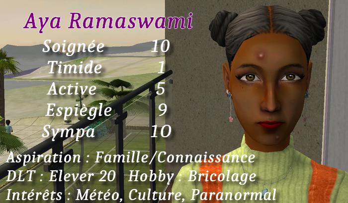 Aya Ramaswami