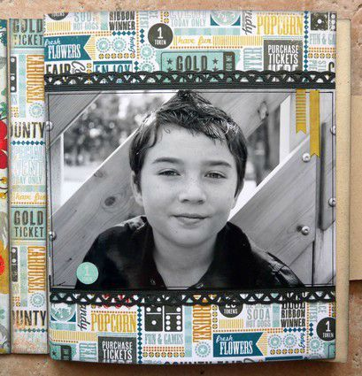 mini album Chronique scraplift Daude 8