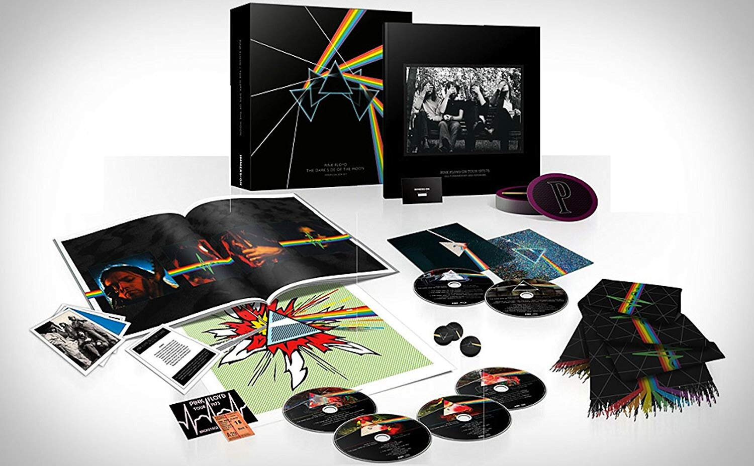 Pink Floyd - The dark side of the moon - Immersion box set