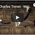 Mam'zelle clio - charles trenet (partition - sheet-music)