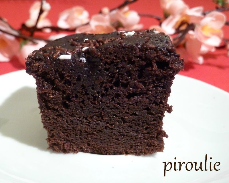 Gateau Au Chocolat Nappe Ultra Rapide Et Ultra Simple A Preparer