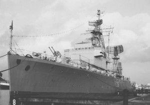 La Kriegsmarine au port de Bayonne