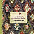 Nouveau livre de cécile franconie