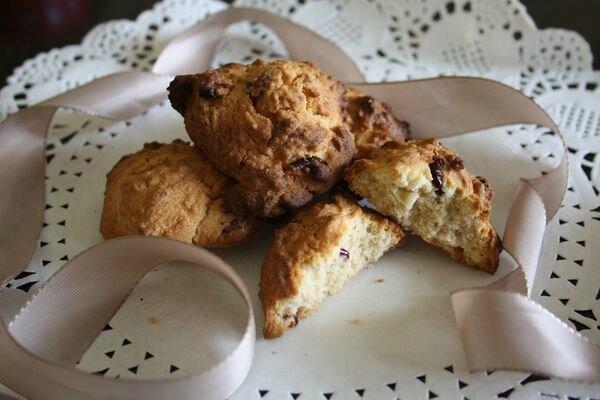 cookies cranberries 1