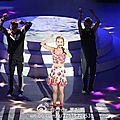 Jolin at concert in lianyungang!