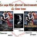 La saga the mortal instruments, t.5