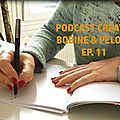 Podcast créatif - ep. 11 - douter et avancer...