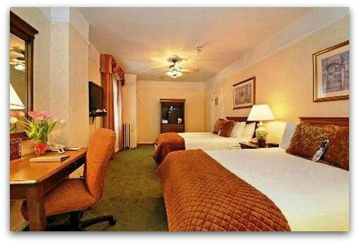 B003 Hotel Willows Chicago Chambre (2)