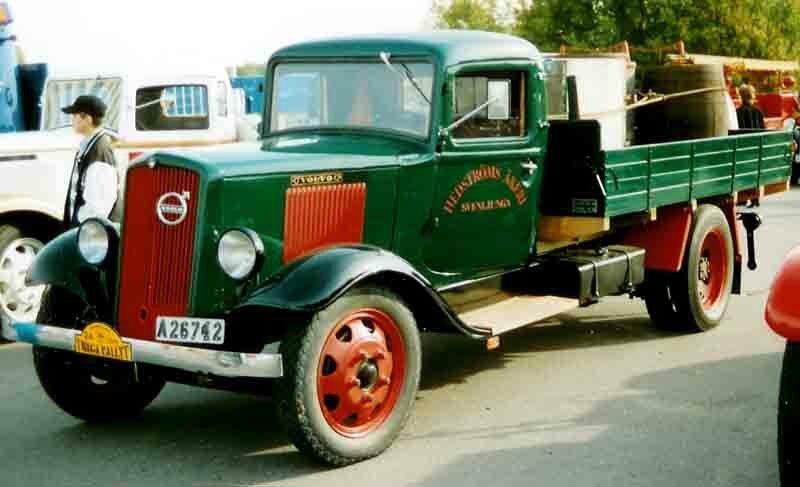 Volvo_LV_79_Truck_1939
