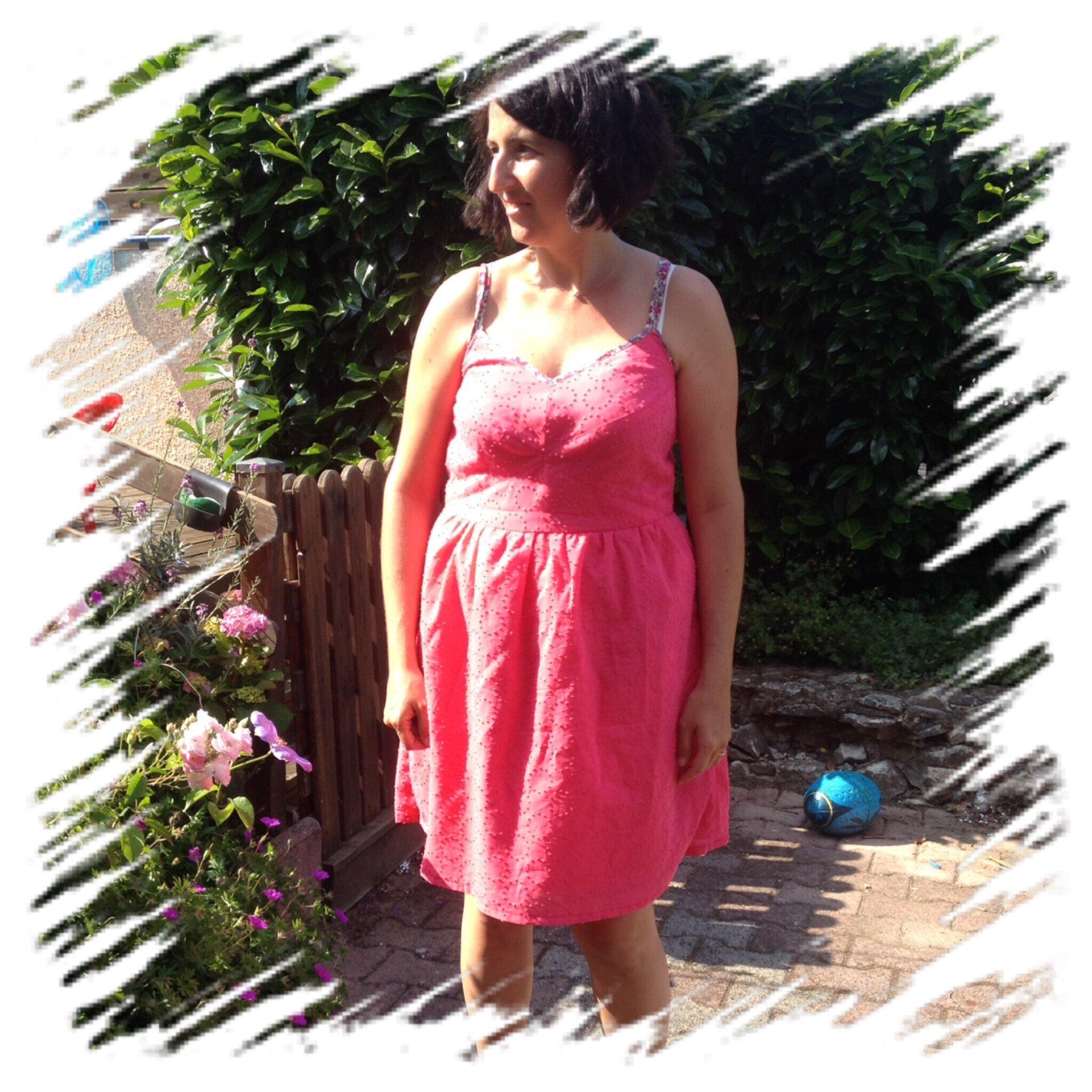 La vie en rose... - un peu de moi  couture, beaux gâteaux, famille... 3d41094408f5