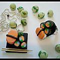 Tutoriel fastoche: sushi et maki