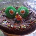 Le gâteau cirque des filles