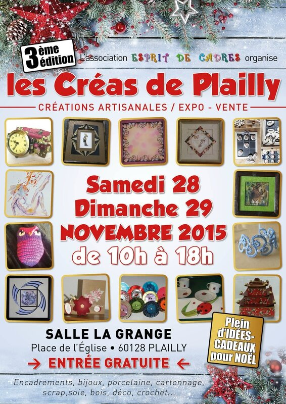AFFICHE A3 Plailly 2015-1