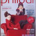 Phildar のカタログ/catalogue phildar/phildar magazine 3