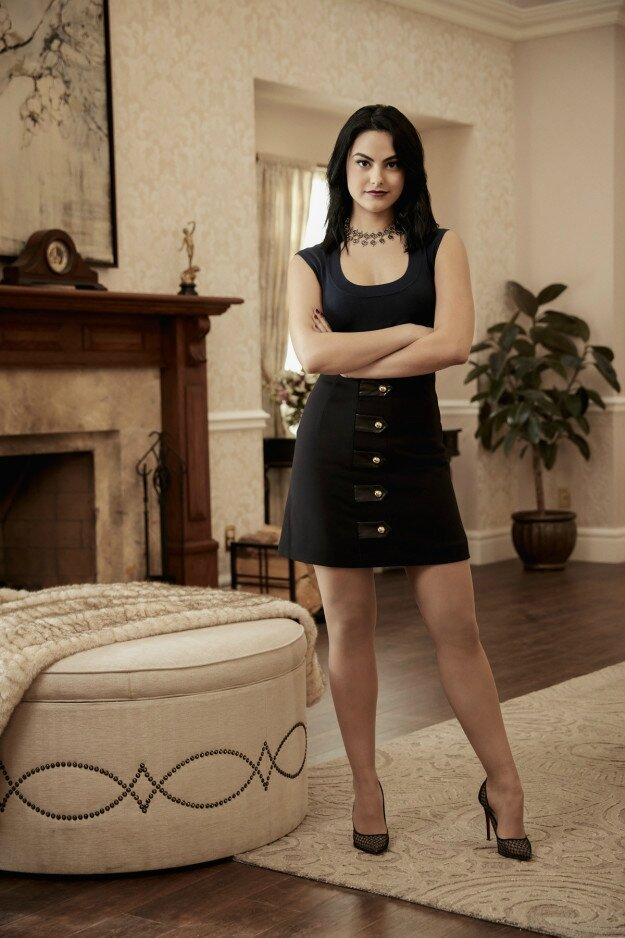 Camila Mendes as Veronica Lodge_Riverdale