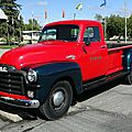 Gmc 9430 1-ton pickup-1954