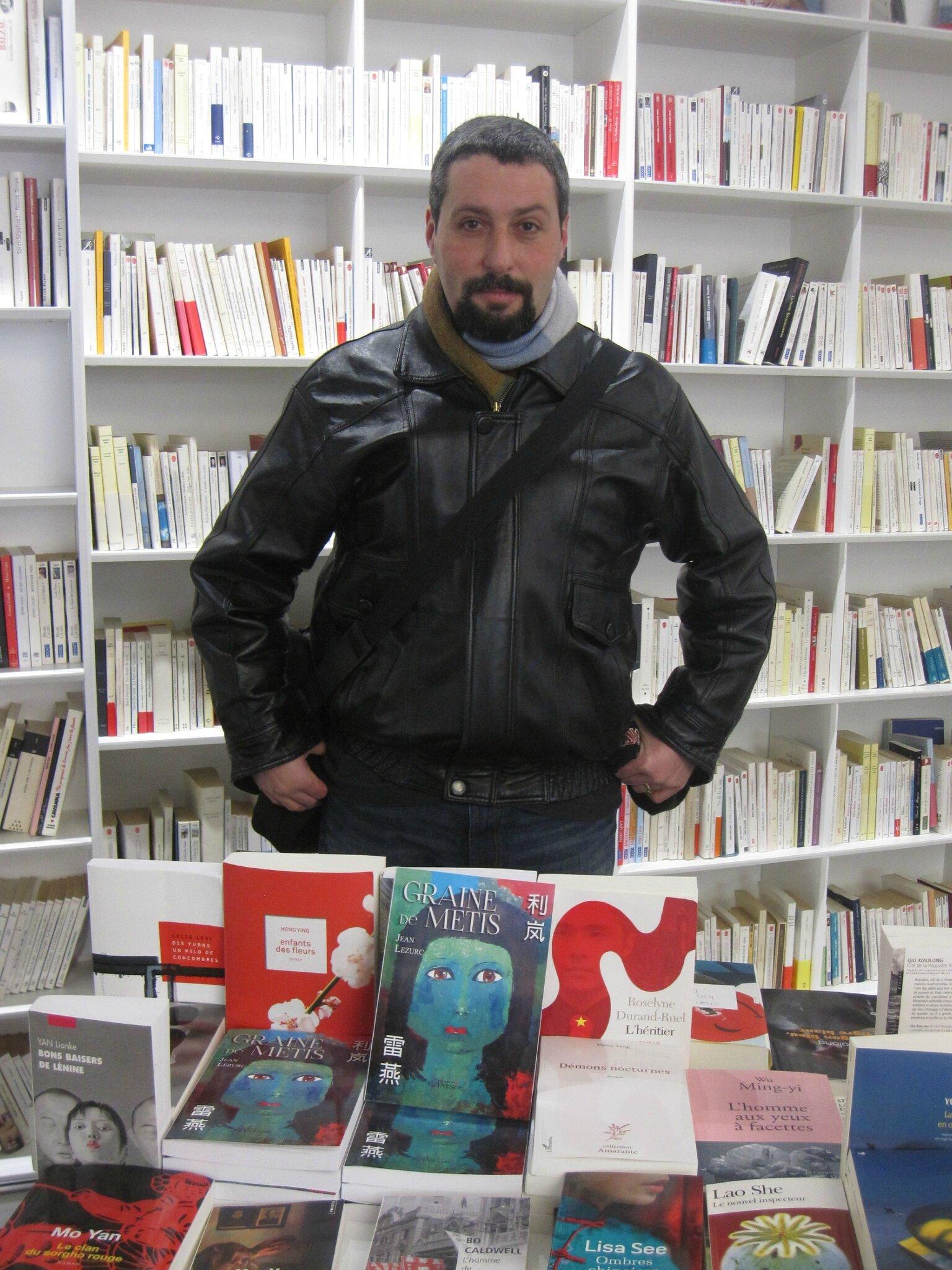 Jean Lezurc en librairie !