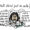 Haïti, catastrophes naturelles, tremblements de terre, pauvreté et misère au soleil