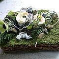 Thème : Toussaint Créations Florales