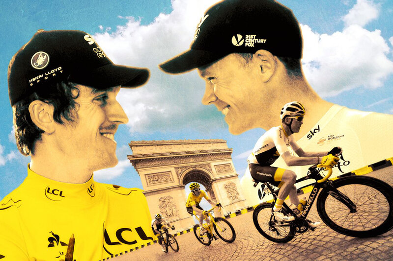 SIR DAVE TOUR FROOME