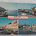 Mèze - port des pecheurs datée 1988