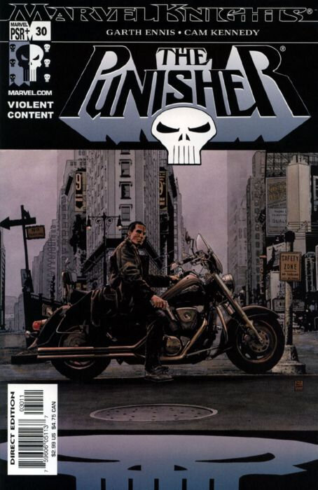punisher marvel knights V3 30